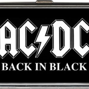 ACDC Back In Black ID Case