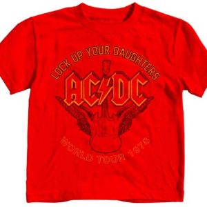 ACDC World Tour 78 Toddler T-shirt