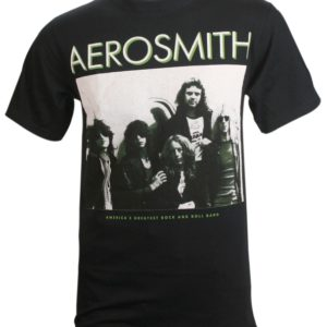 Aerosmith America's Greatest RNR Band T-shirt - S