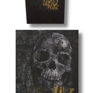 As I Lay Dying Wall Skull Slimfit T-shirt