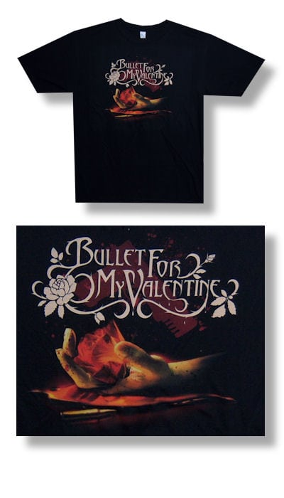 BFMV Limp Hand Slim Fit T-shirt