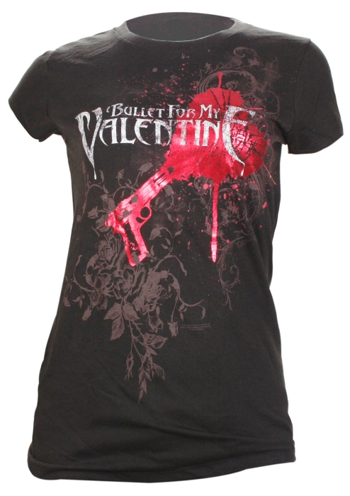 BFMV Pierced Through Girls T-shirt - XL