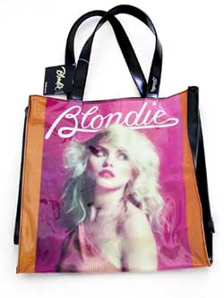 Blondie Photo Tote Bag