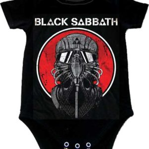 Black Sabbath Pilot One Piece