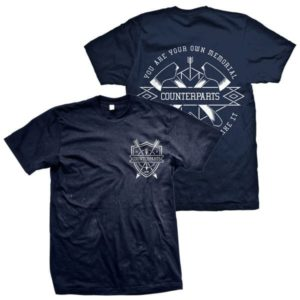 Counterparts Memorial T-shirt