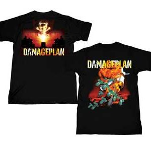 Damageplan Power Bombs T-shirt