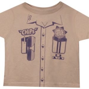 Chips Toddler Costume T-shirt