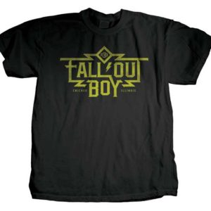 Fall Out Boy Logo T-shirt