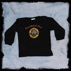 Guns N Roses Thermal L/SToddler T-Shirt