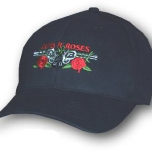 Guns N Roses Pistols Flex Fit Cap - OSFM