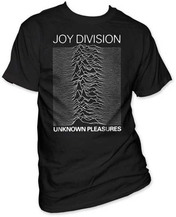 Joy Division Unknown Pleasures 2 T-shirt