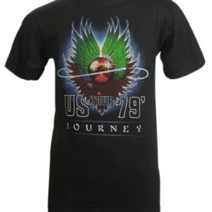 Journey Vintage US Tour 79 T-shirt