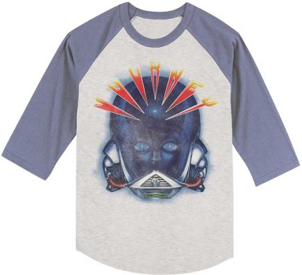 Journey Alien Head Raglan