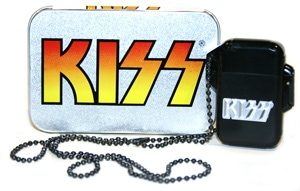KISS Refill Lighter Necklace