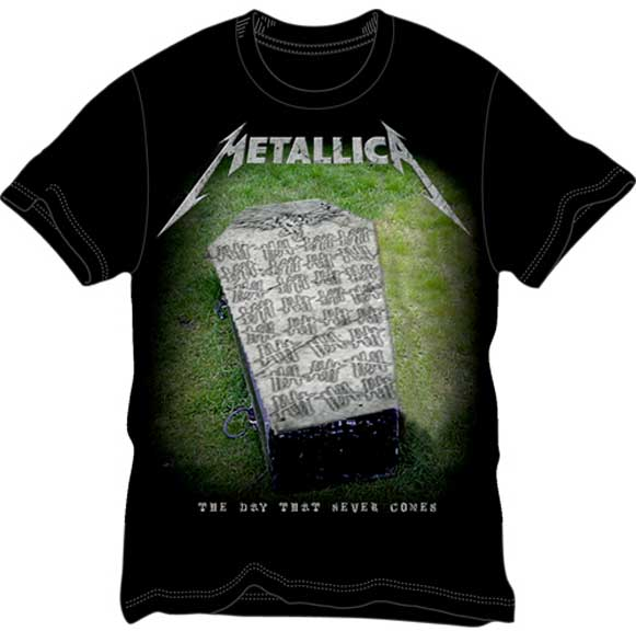Metallica Never Die T-shirt XL - XL