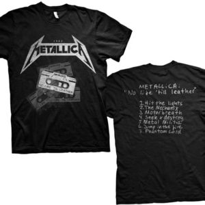 Metallica Demo Cassette T-shirt