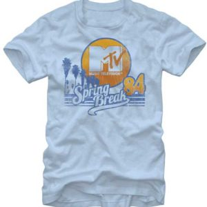 MTV Spring Break '84 T-shirt