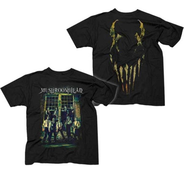 Mushroomhead Windows T-Shirt