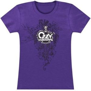 Ozzy Celtic Logo Jr T-shirt