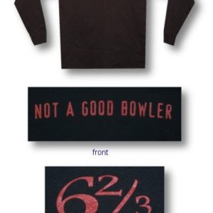 A Perfect Circle Bowler LS Tee