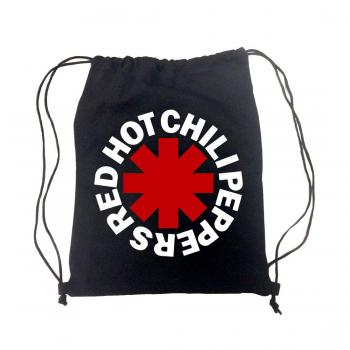 Red Hot Chili Peppers Drawstring Bag