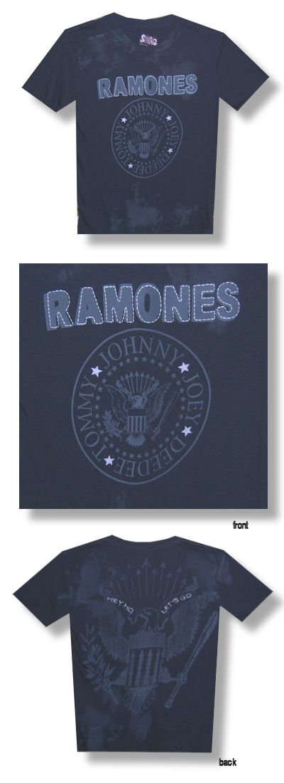 Ramones High End Vintage T-shirt