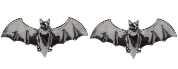 Bat Stud Earrings - OSFA
