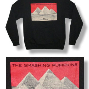 Smashing Pumpkins Red Sky Pull Over Hoodie
