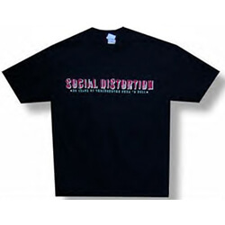 Social Distortion 30 Years T-shirt M - M
