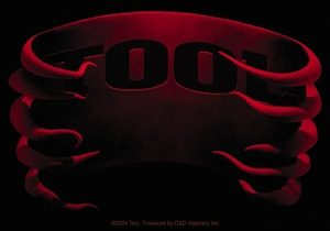 Tool Ribs Rectangle Sticker - M