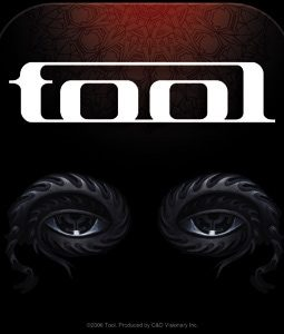 Tool Eyes Sticker - M