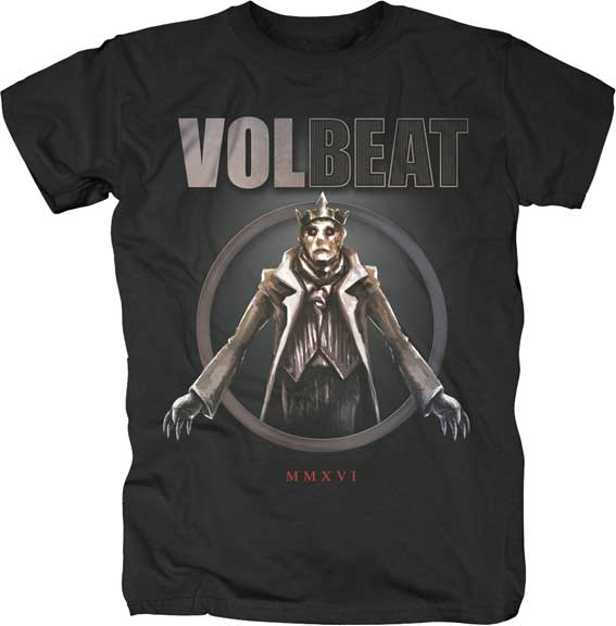 Volbeat King of the Beast T-shirt