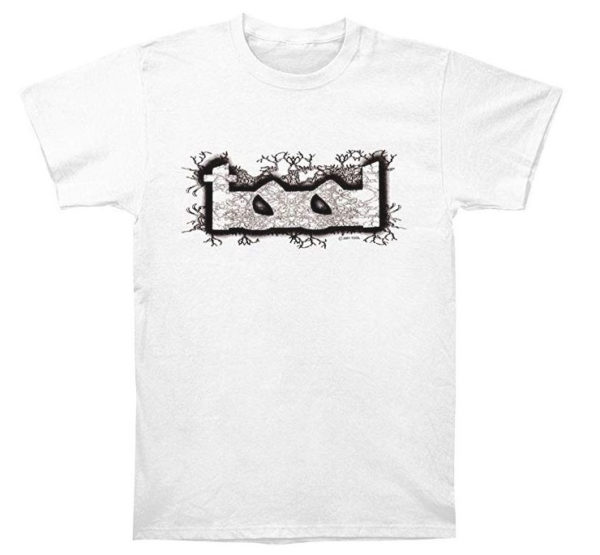 Tool Gray Tool Man Veins T-shirt