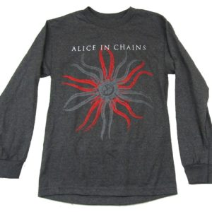 Alice In Chains Fossilized Long Sleeve Shirt